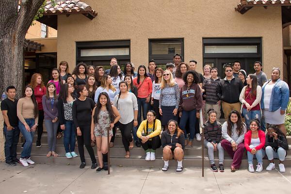 Graduates Lunch to Deborah Stipek 2015