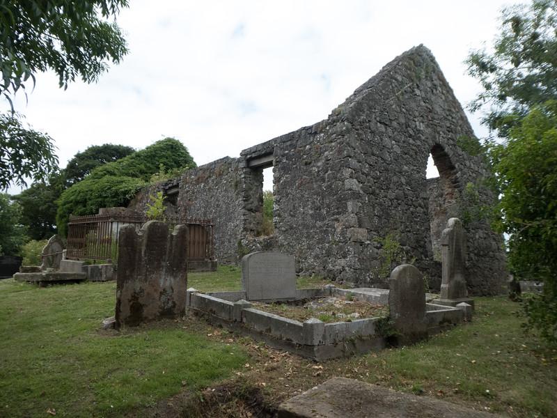 Derrykeighan Old Church Graveyard
