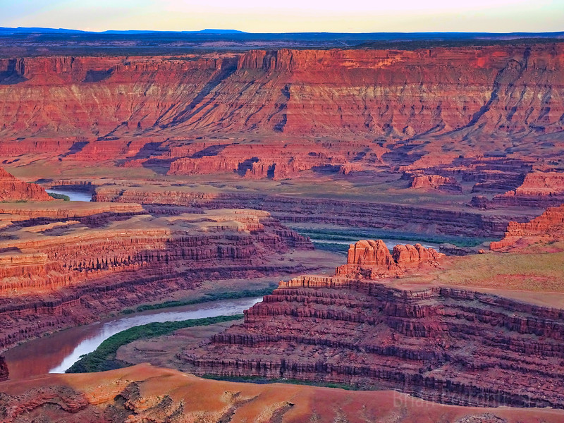 Dead Horse Point Processed