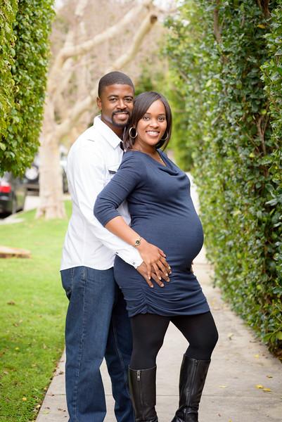 April's Maternity - February '17