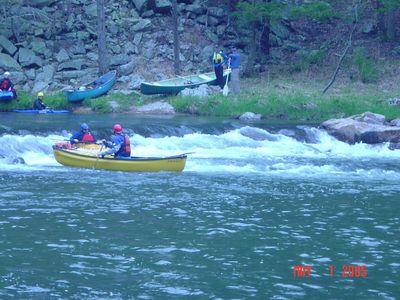 Cacapon River Trip