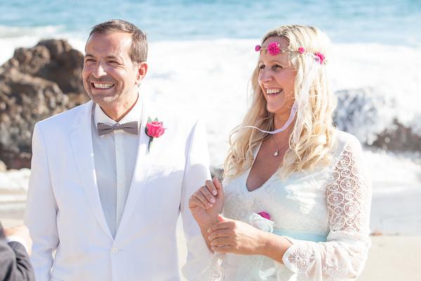 Miriam and Rafael Wedding