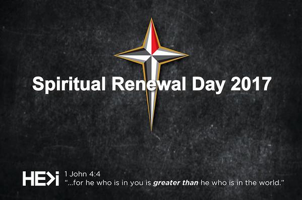 2017 Spiritual Renewal Day