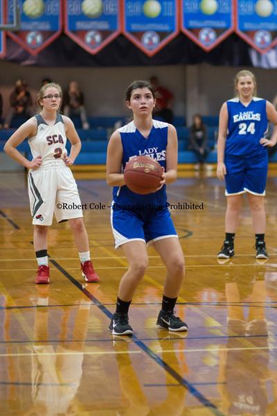 2017-18 Newberry Academy Varsity Girls Basketball