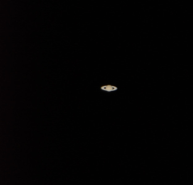 Saturn - 26/4/2013 (Processed stack)
