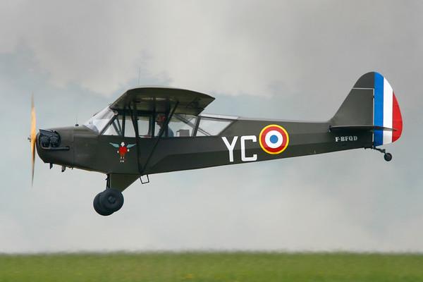 F-BFQD - Piper L-4J Grasshopper (J3C-65D Cub)