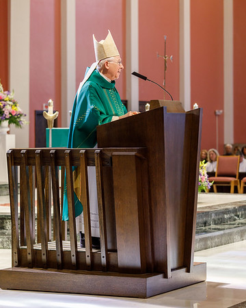 2019 Archbishop Visit - Church of the Incarnation (Wethersfield)