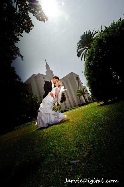 LA Wedding August