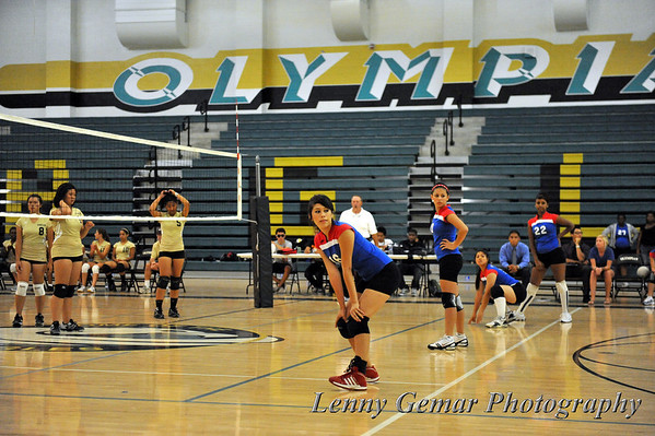 2010 Olympian High School Volleyball