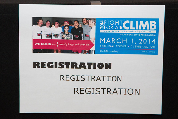 2014 Fight For Air Climb Cleveland