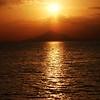 Sunset Mountain Shimmer