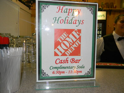 2016-12-04 Home Depot 2016 Holiday Party