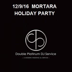12/9/16 Mortara Holiday Party