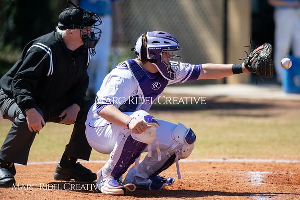 Broughton JV baseball vs Hoggard. March 24, 2019. D4S_3105