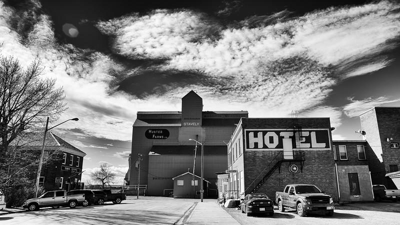 Stavely Hotel