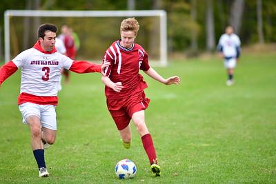 Boys JV Soccer Oct 24