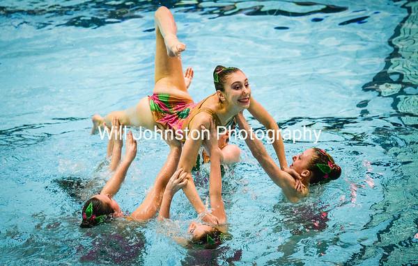 Swim England Synchro NAGS - Manchester '19 - 020319