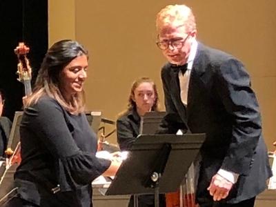 Fanfare Winds Fall 2019 Concert
