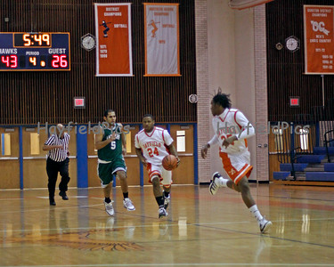 Basketball Falls Church 1/5/10