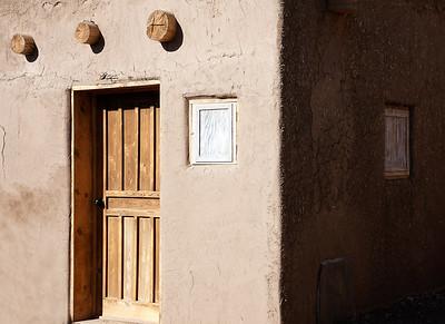 Santa Fe Area and New Mexico