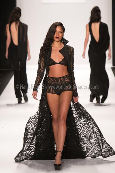 MBFW / Art Hearts Fashion - Michael T Costello