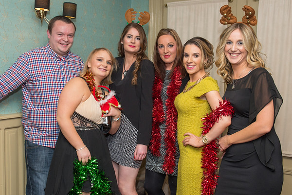 Zurich Insurance Christmas Party 2014
