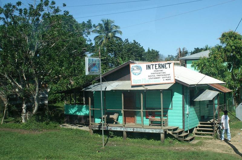 Belize City - Wednesday, Dec 27, 2006, Day 5