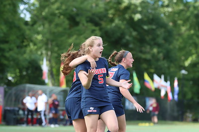 9.29 Queens College Women's Soccer vs. St. Thomas Aquinas