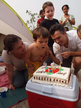 Leon's 3rd Birthday Party