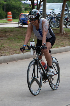 Ironman Texas 2011 Tri On The Run