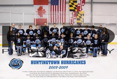 Huntingtown Ice Hockey 2008-2009