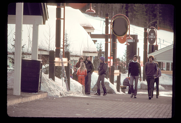 Snow Skiing 1982