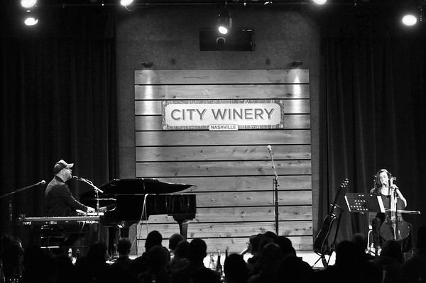 Greg Laswell @ City Winery Nashville Dean Fields Opener