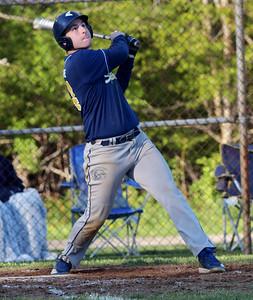 West Middlesex at Conneaut baseball