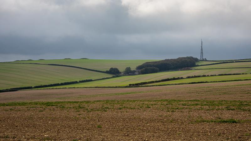 Bincombe Hill in Dorset