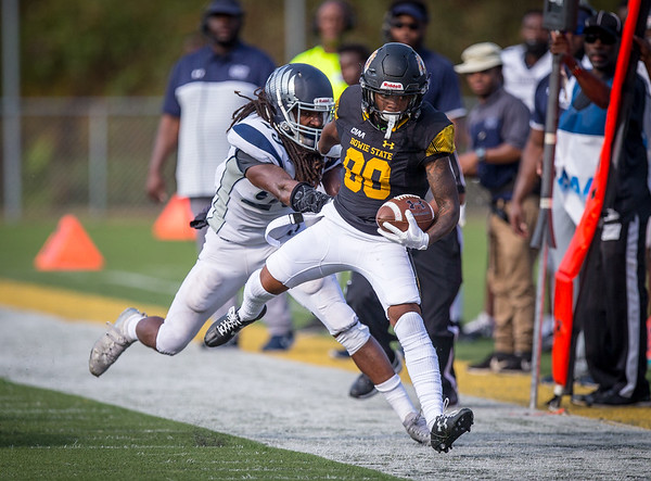 College Football: St. Augustine vs. Bowie State