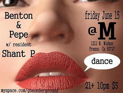 2007-06-15 [Dance, Club M, Fresno, CA]