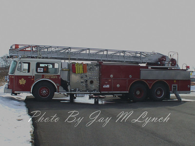 Hornell Fire Department