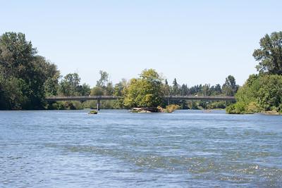 20100725 River Swimming