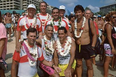 40th Annual Molokai Hoe 10-13-1991