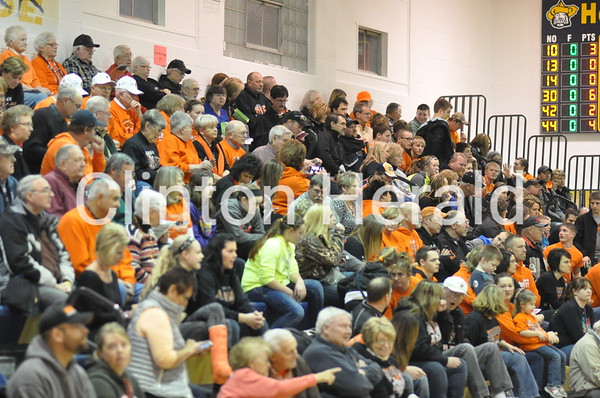 Prophetstown's Don Robinson gets 700th win (2-11-15)