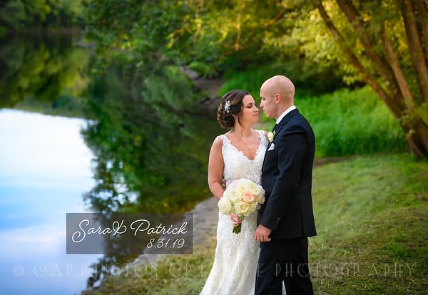 Sara and Patrick's Wedding