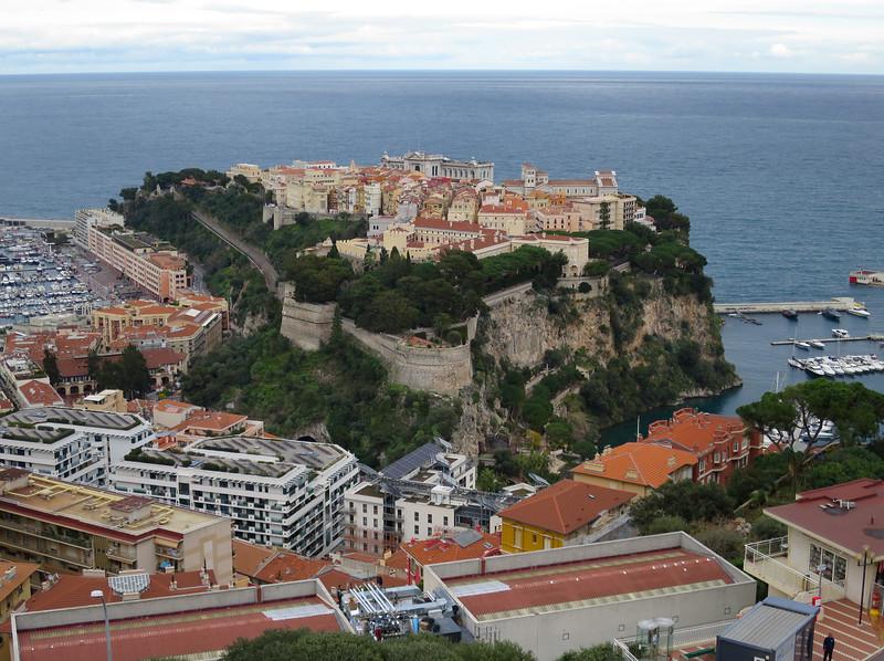 Monaco-stad