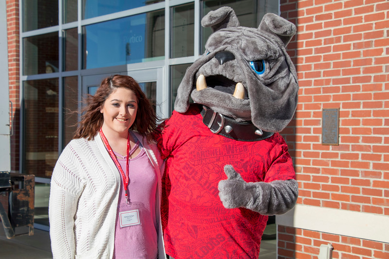 Accepted Student Day March 2018