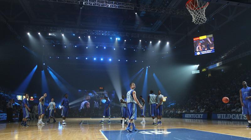 Big Blue Madness 2011