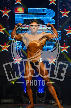 Novice - Bodybuilding Up to 80kg
