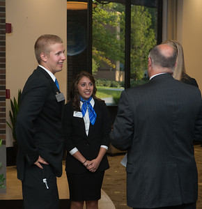 Distinguished Alumni Award Banquet 2013  in the Sycamore Dining Hall