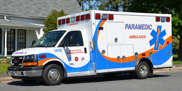Rowan County EMS