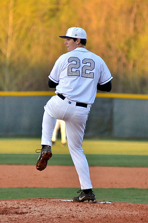 2011-04-05 BHS Baseball VS Myers Park