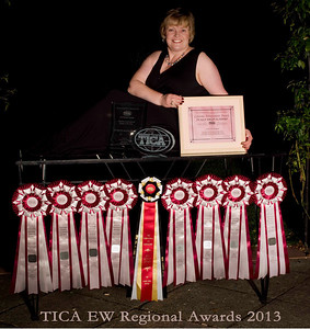 Website TICA Award Photos